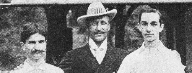 Articles et Photos: Les débuts du TCP (1895-1905)